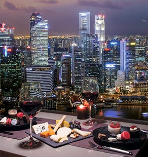 Club55 at Marina Bay Sands