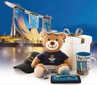 Marina Bay Sands Gift Shop catalogue