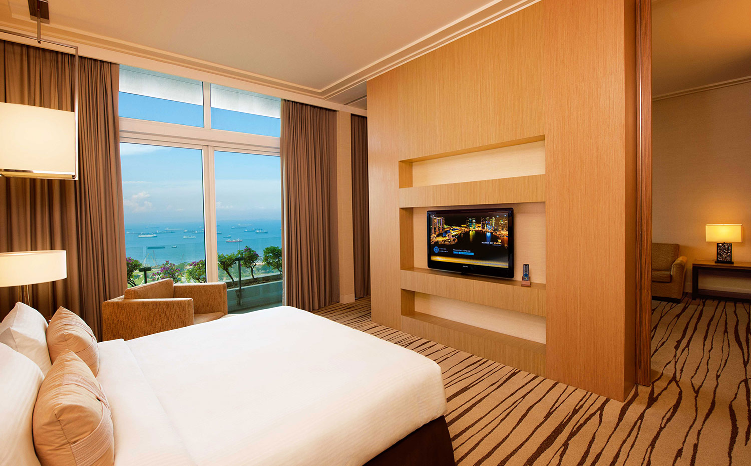 Rooms: Lowest Price Guarantee For Hotel Rooms In Marina Bay Sands