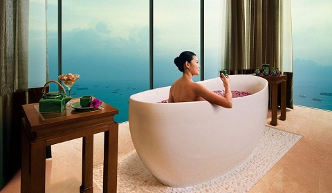 Banyan Tree SPA & Fitness in Marina Bay Sands