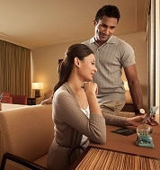 Clubroom Upgrade Offer in Marina Bay Sands