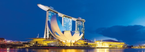 Marina Bay Sands Guset Privileges