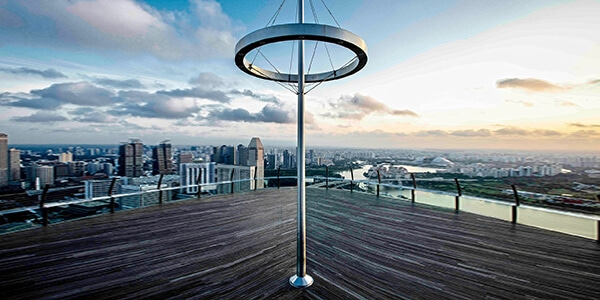 Complimentary access to the Sands SkyPark Observation Deck