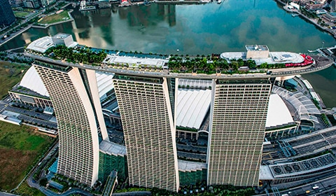 Hotel Offers Promotions Make Your Booking At Marinabaysands
