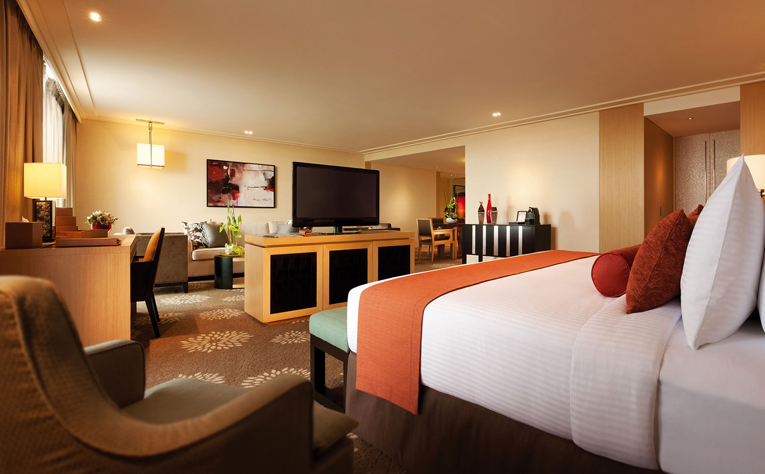 Flexible Rate Hotel Offer At Marina Bay Sands