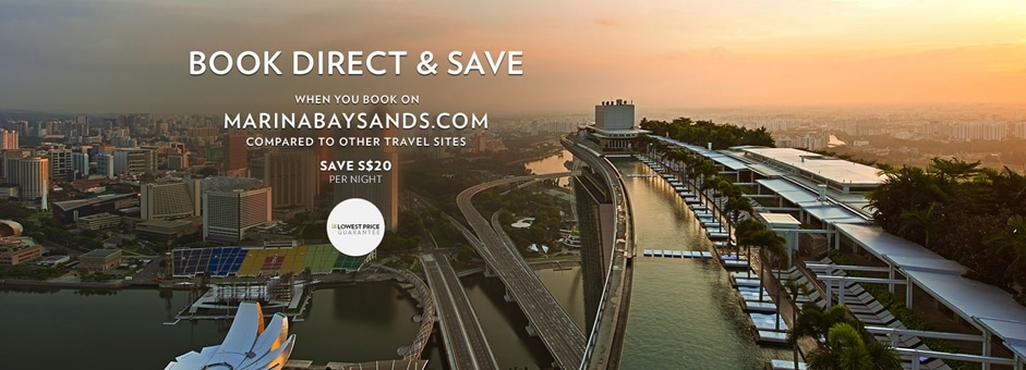 Marina Bay Sands Hotel Room Offers