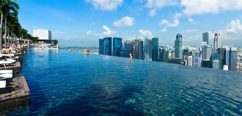 Singapore hotel offers in marina bay sands for Marina bay sands swimming pool entrance fee