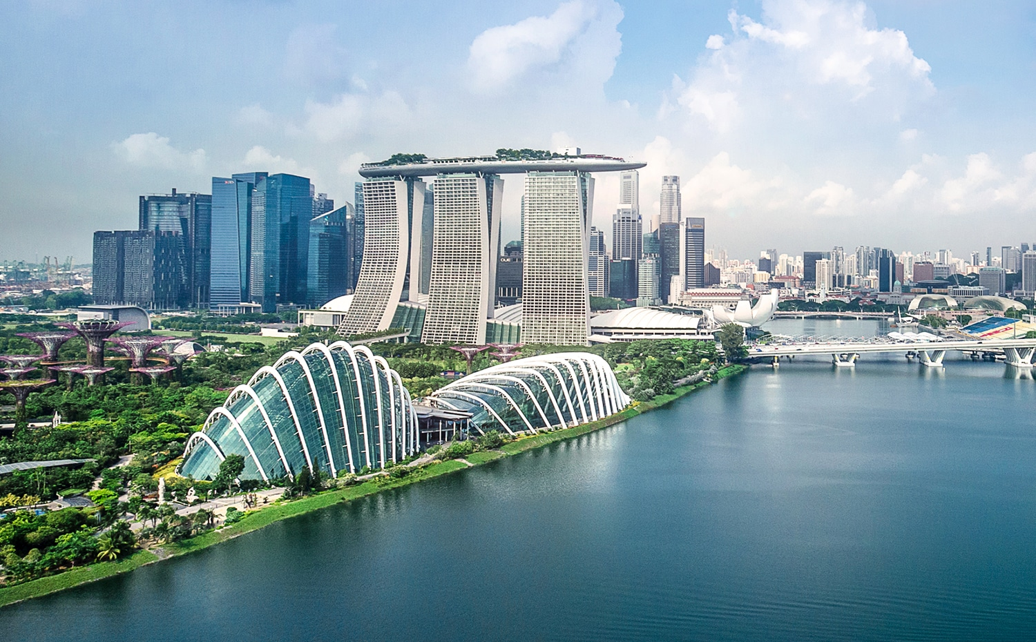 Marina Bay Sands Spring Vacation