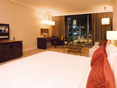 The Club Room at Marina Bay Sands Hotel