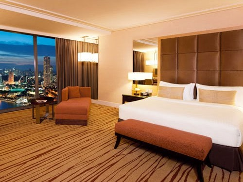 Grand Club Room with City View at Marina Bay Sands Hotel