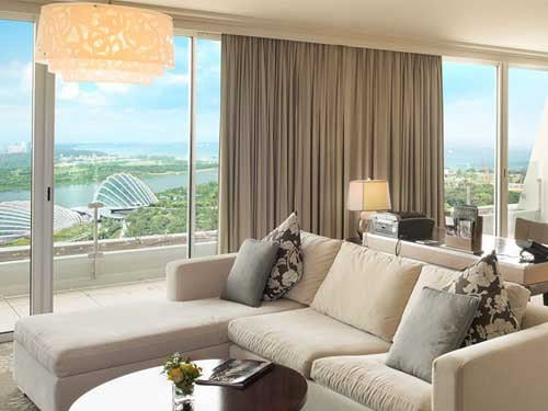 Sands Suite With Water View At Marina Bay Sands Hotel Part 74