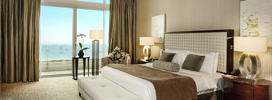 Marina Bay Sands Hotel Room With City View