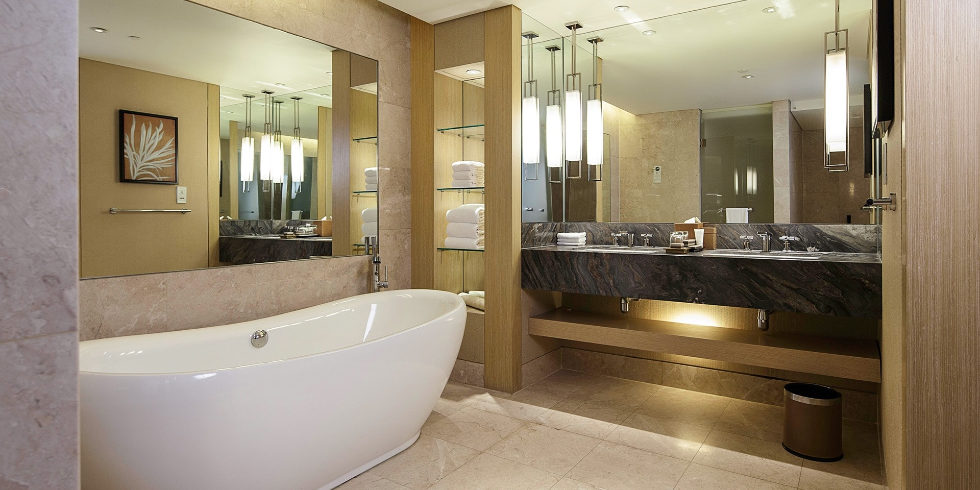 Orchid Suite in Marina Bay Sands - Singapore Hotel