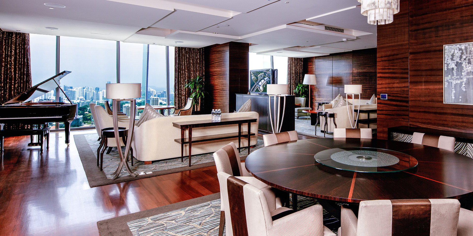 Presidential Suite at Marina Bay Sands