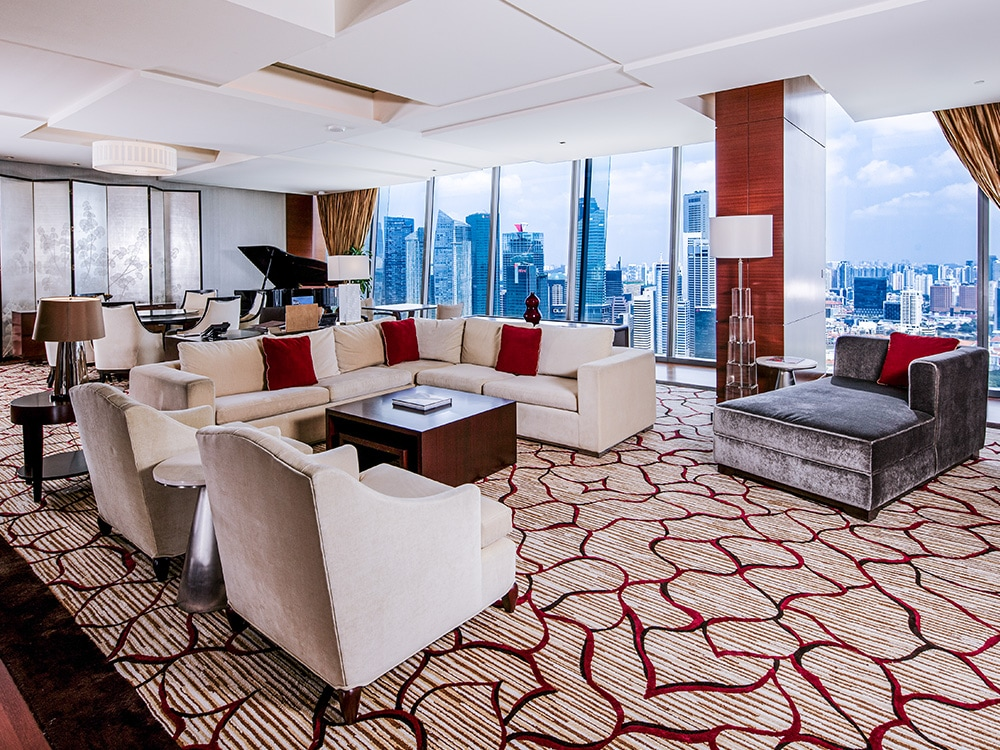 Straits Suite with City View at Marina Bay Sands Hotel