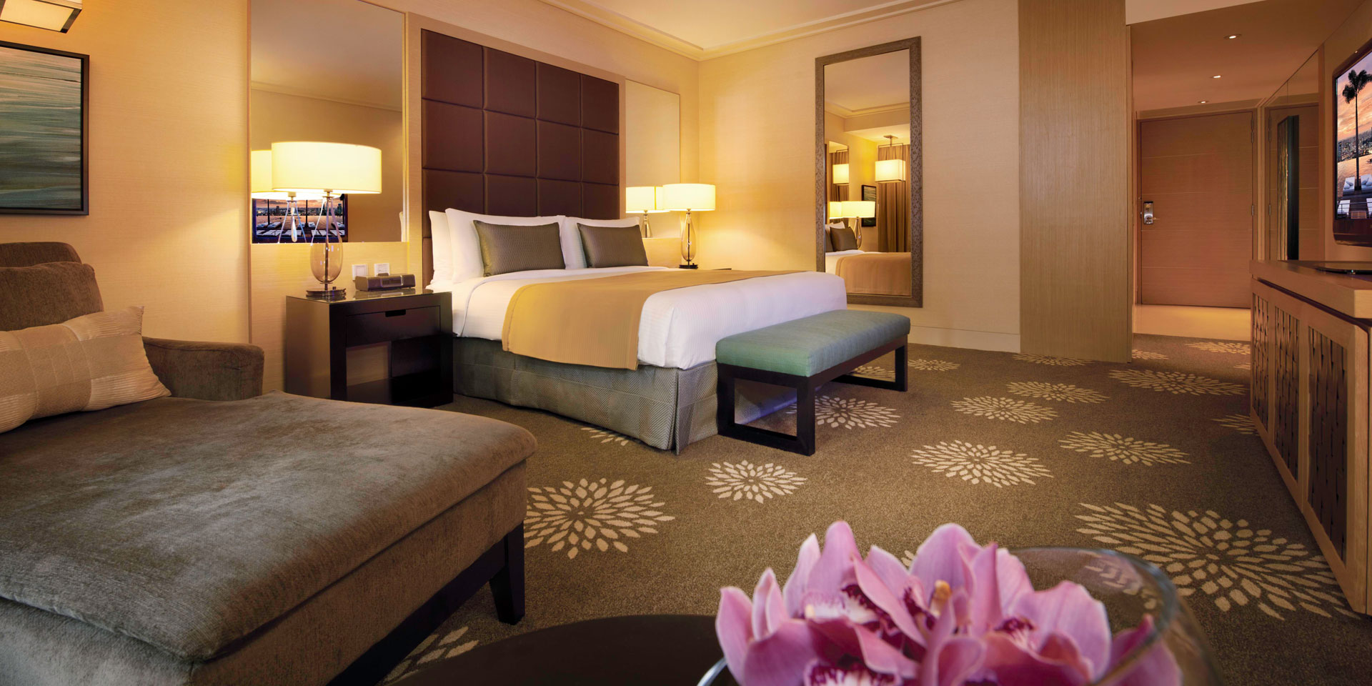 Club Room at Marina Bay Sands with King Bed