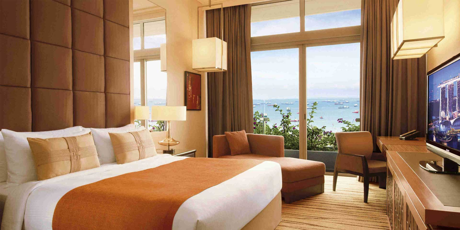 2 Bedroom Suites San Diego Deluxe Room In Marina Bay Sands Singapore Hotel