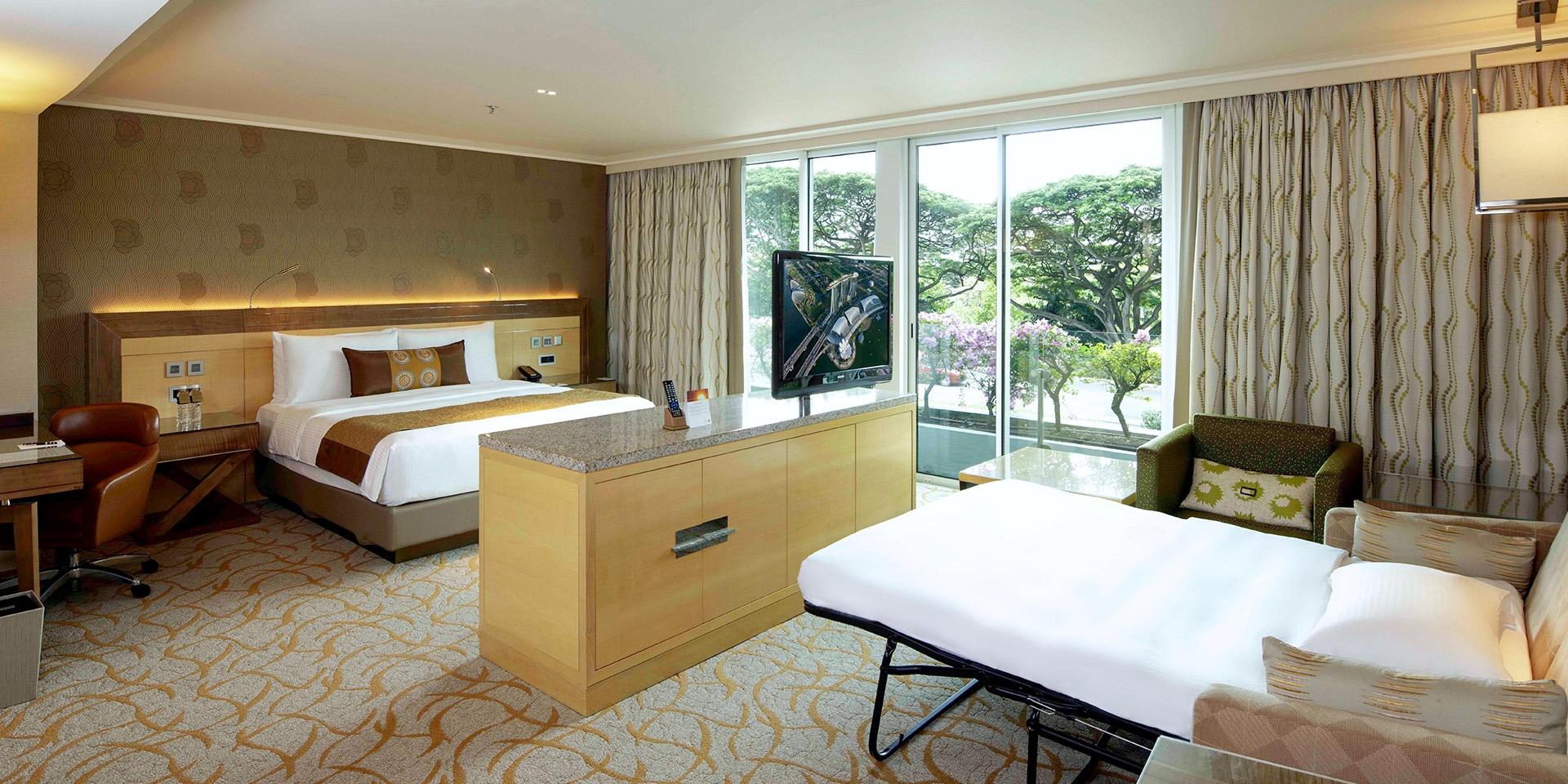 Family Room at Marina Bay Sands