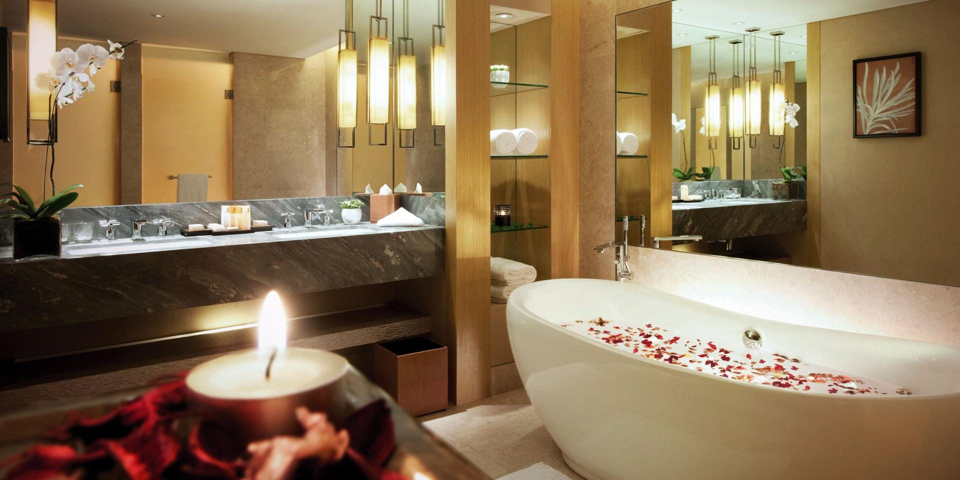 Club Room In Marina Bay Sands Singapore Hotel