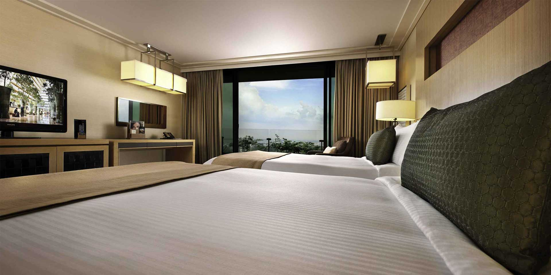 Premier room in marina bay sands singapore hotel for Best private dining rooms twin cities