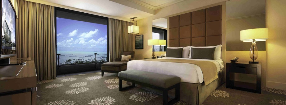 Singapore Hotel Rooms Amp Suites In Marina Bay Sands