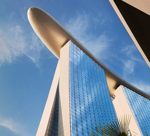Marina Bay Sands Hotel Tower
