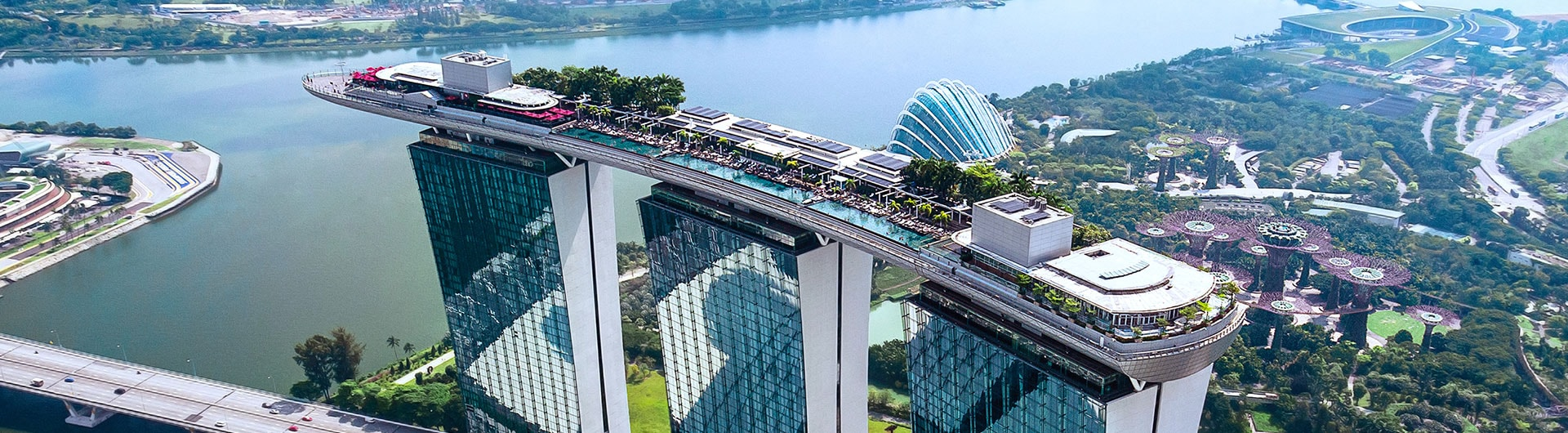 Marina Bay Sands Hotel Offer