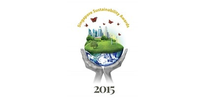 Singapore Sustainability Awards 2015 logo