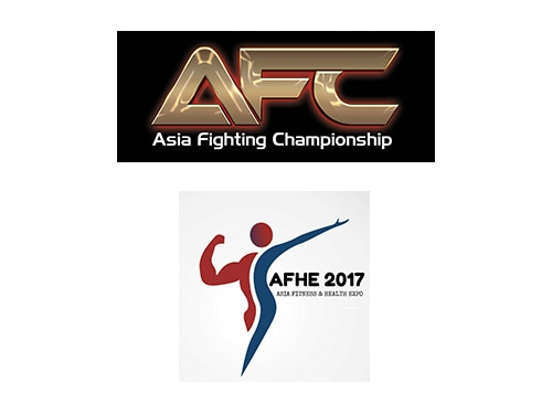 Asia Fitness & Health Expo 2017 (AFHE) / Asia Fighting Championship (AFC)