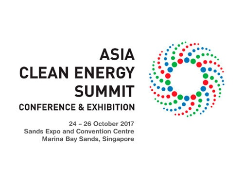 ASIA CLEAN ENERGY SUMMIT 2017