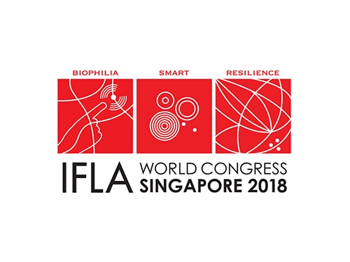International Federation of Landscape Architects  at Marina Bay Sands