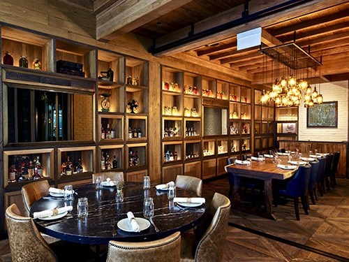 Private Dining - Meetings at Marina Bay Sands in Singapore