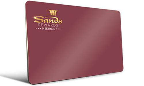 Sands Rewards Meeting - Exclusive Rewards for Meeting and Event Planners in Singapore