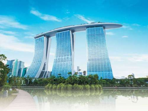 Sustainable Green Meetings at Marina Bay Sands