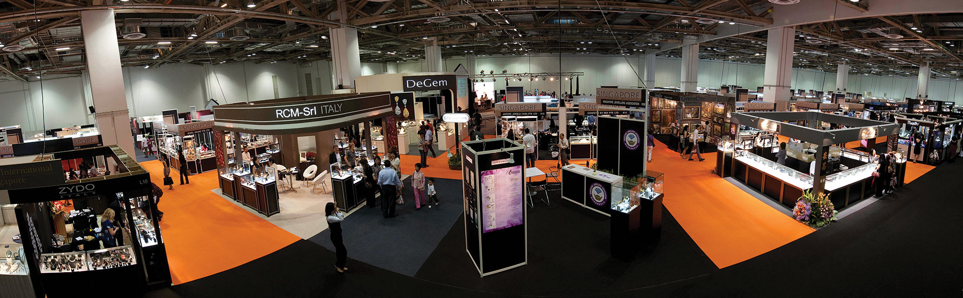 D Max Exhibition Hall : Exhibitions