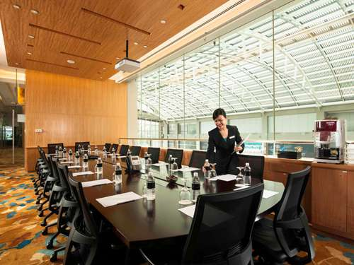 Business Centre offering private office space and conference rooms in Singapore