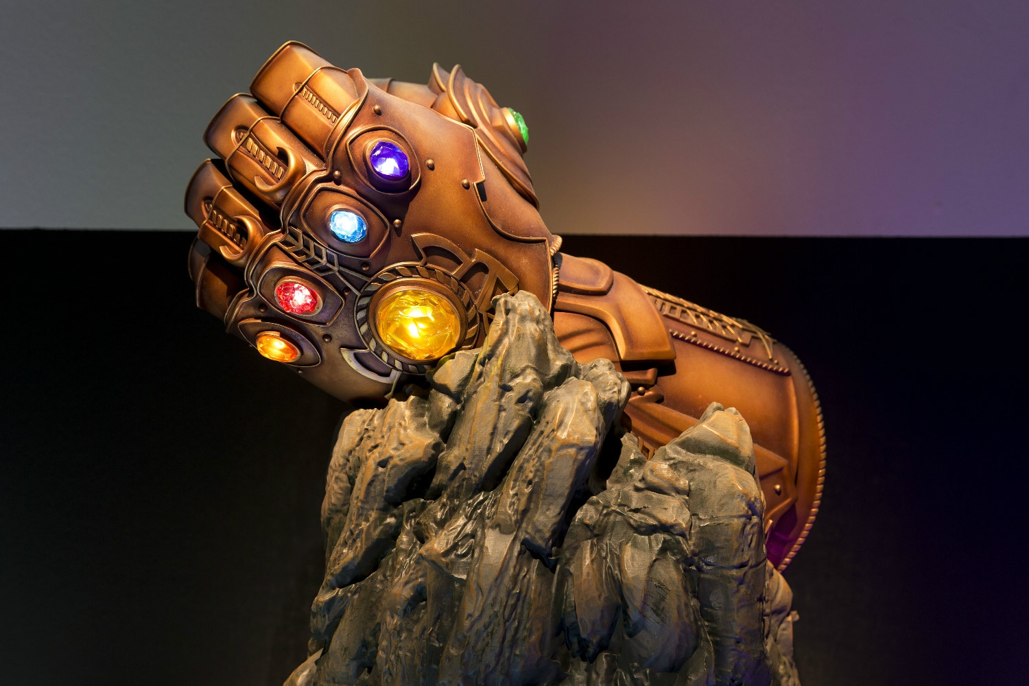 Infinity War - Marvel Exhibition at ArtScience Museum