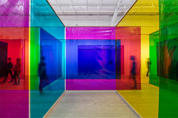 Seu corpo da obra (Your Body of Work) by Olafur Eliasson (2011)