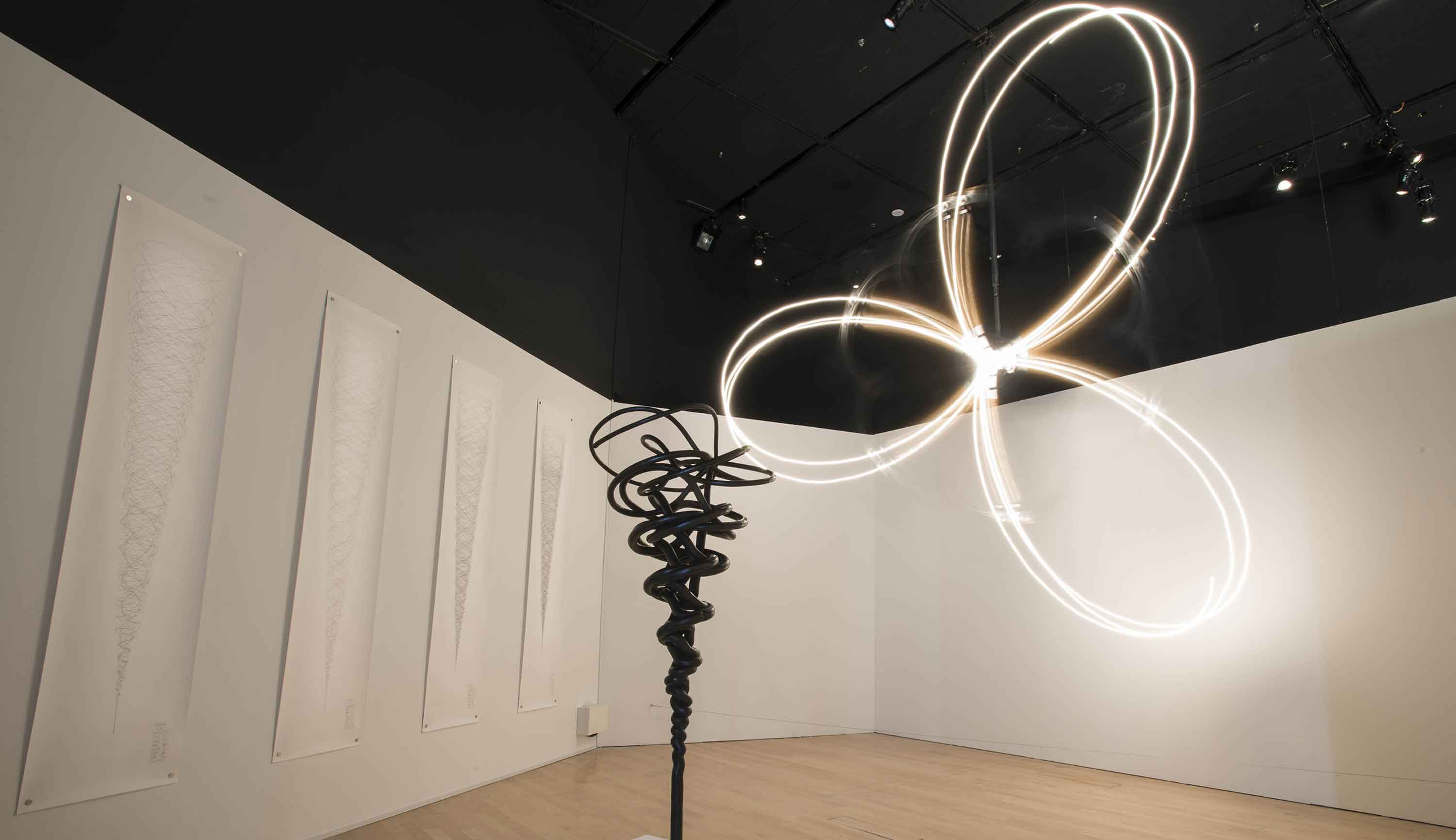 Conrad Shawcross Projections of the Perfect Third, 2011 Gallery Image