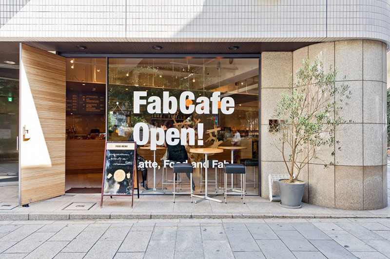 FabCafe Tokyo - Coming To Singapore at the ArtScience Museum, Lobby