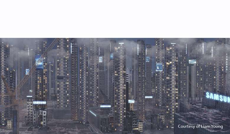 New City: Machines of Post Human Production, Liam Young