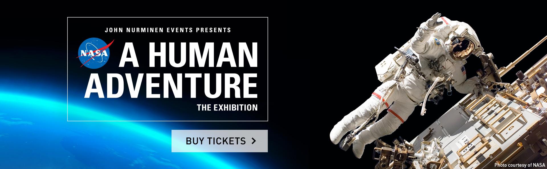 NASA A Human Adventure - Nasa museums in usa