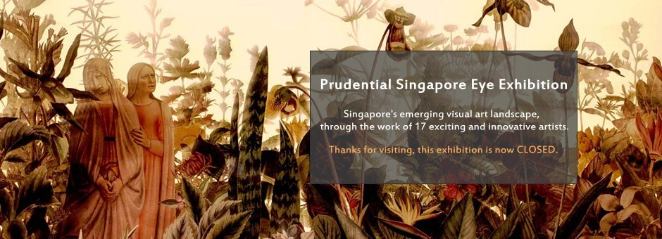 Prudential Singapore Eye exhibition at ArtScience Museum