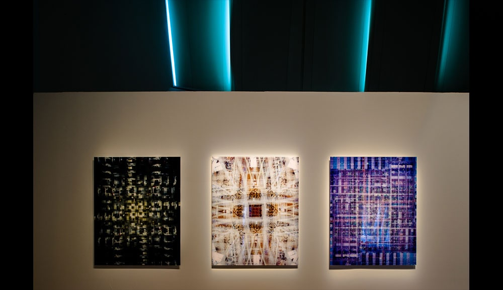 Prudential Singapore Eye exhibiting artworks at ArtScience Museum