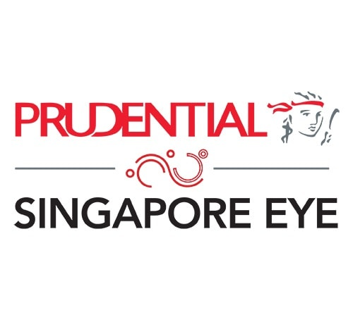 Prudential Singapore Eye logo