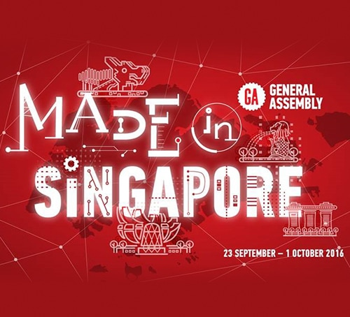 Made in Singapore at the ArtScience Museum