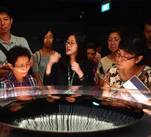 Sunday Showcase - ArtScience Museum Public Programmes