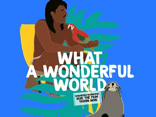 2 Nov: WHAT A WONDERFUL WORLD