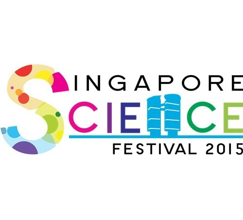 Singapore Science Festival 2015 logo