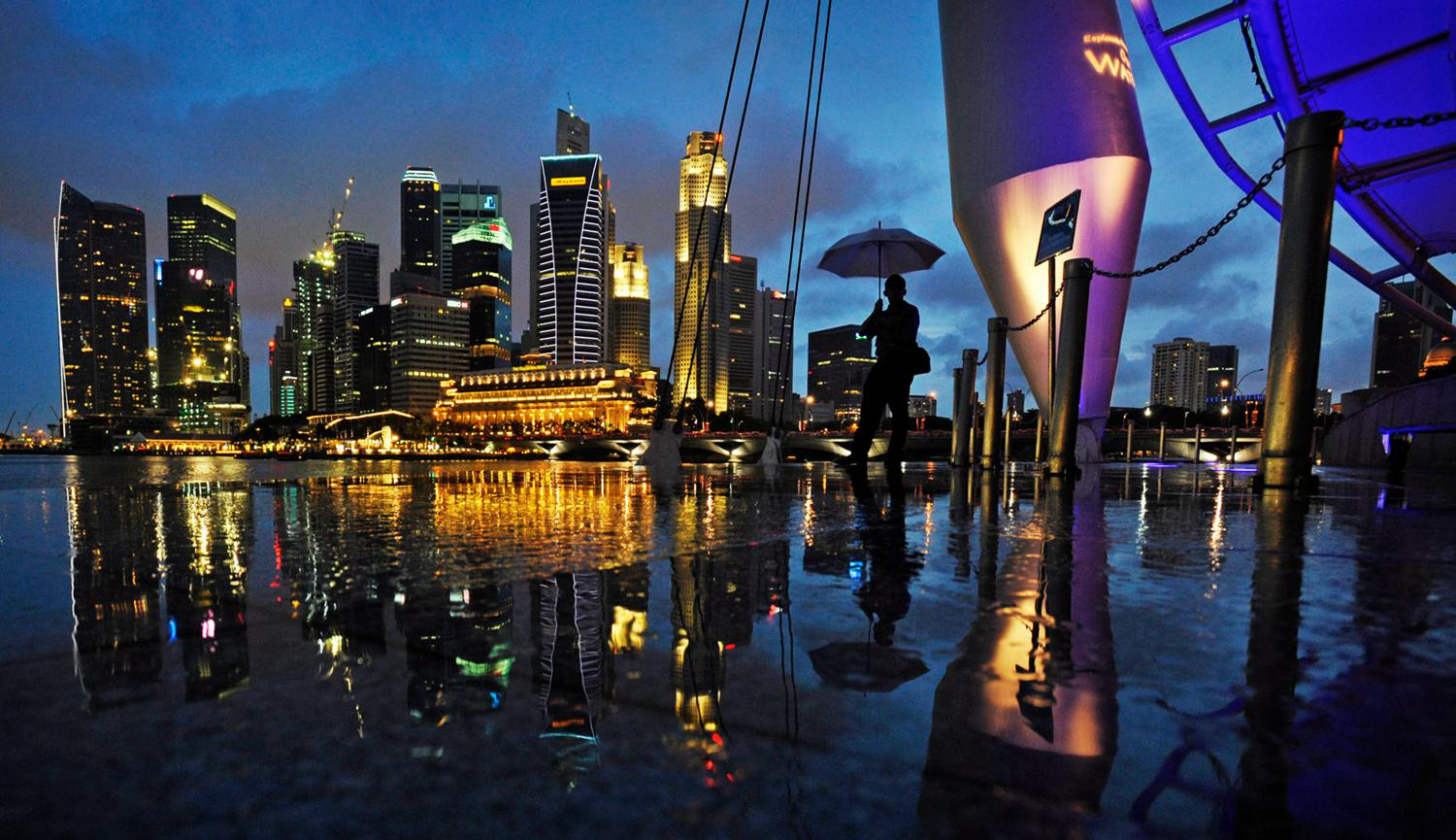 Singapore STories - The Central business Destrict